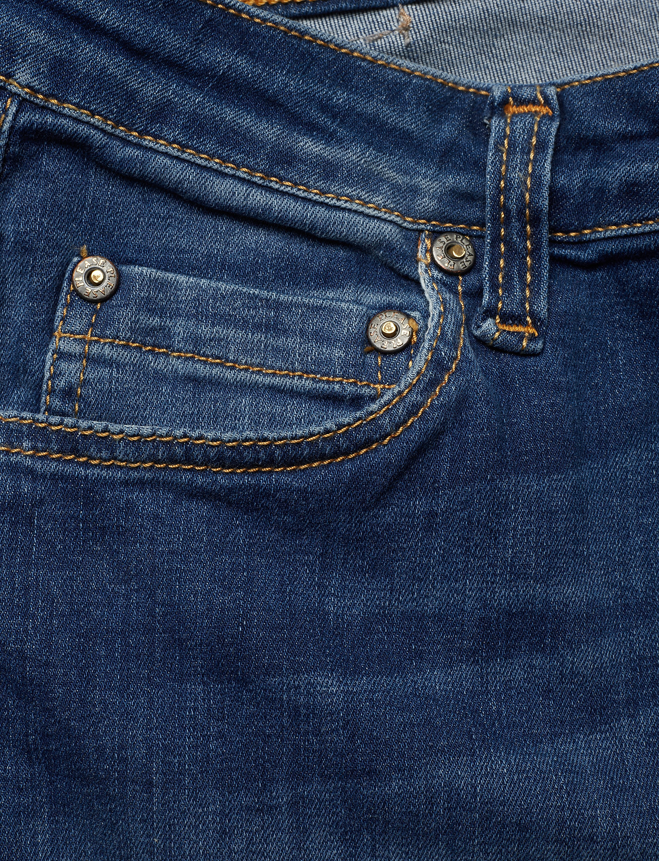 Blue Longcut Berlin Jeans  Please  Jeans - Dameklær er billig