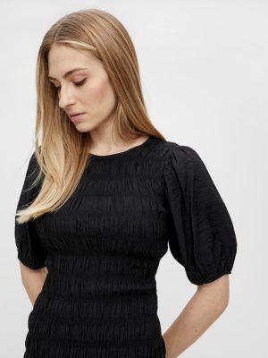 YASSMOCKA 2/4 DRESS - CA