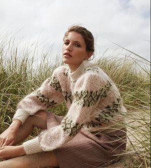 Alida Sweater - IIS WOODLING