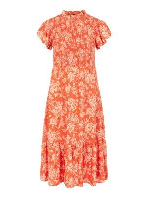 Manish midi dress - YAS