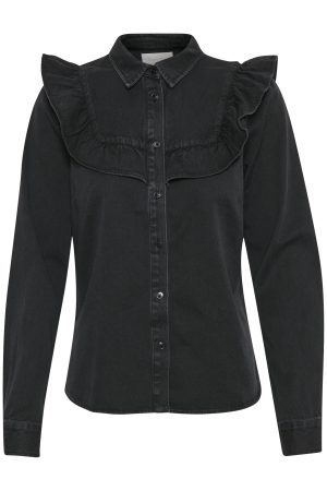 Herdis skjorte - Part Two - sort