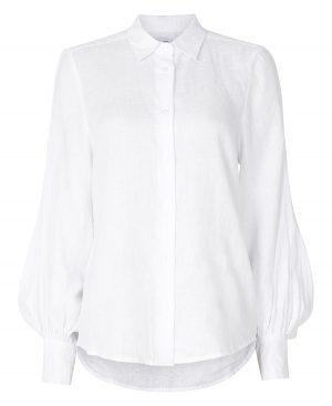 kristin Linen skjorte -Line of oslo