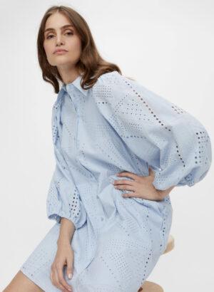 SADO 3/4 shirt dress -YAS