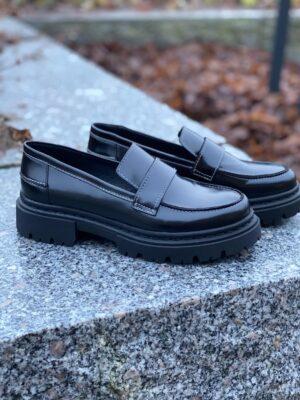 Suri Polido mokasiner - Shoe biz