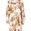 Apple Flower Dress -Line Of Oslo
