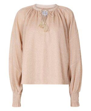 Suri glitter blouse - Line of Oslo