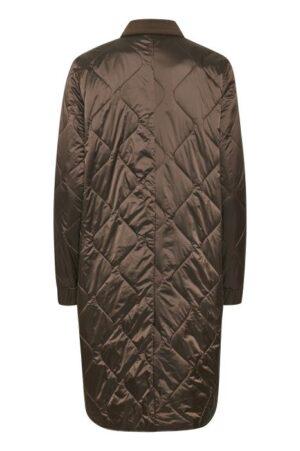 HazelSZ Long Jacket OUTERWEAR - SAINT TROPEZ
